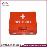 医学のABS学校の緊急のレスキュー救急処置ボックス