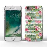 홍학 꽃 예술 iPhone를 위한 주문 전화 상자