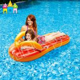 Wasser-aufblasbare Pool-Spielzeugswim-Ring-Matratze-Matten-Hefterzufuhr-Gleitbetriebe