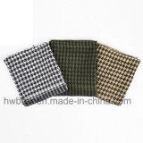 Polyester-klassischer Hundezahn gesponnener Keffiyeh Schal (HWBPS102)