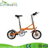 アルミ合金の小型携帯用容易折るバイクの単一の速度を運ぶ