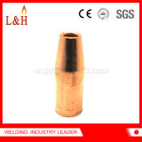 21-37 стандартное сопло газа сварочного огоня для сопла Tweco