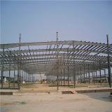 Edificio prefabricado/almacén de la estructura de acero del bajo costo