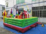 Casa comercial de la despedida, castillo inflable con precio barato