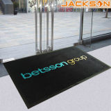 La meilleure tapis extérieur estampé de qualité par coutume imperméable à l'eau avec le logo