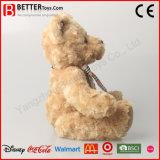 Orso dell'orsacchiotto dell'animale farcito del giocattolo della peluche