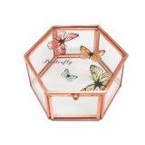 Custom Glass Caja de joyería que hace fuentes Jb-1070