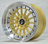金機械表面が付いているアフター・マーケットの合金の車輪