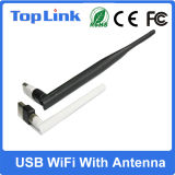 802.11b / G / N 150Mbps Rt5370 Dongle USB WiFi inalámbrico con antena RP-SMA