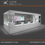 disegno del chiosco della vetrina della visualizzazione dei monili per il vostro negozio