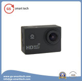Novo HD 1080P 60fps 2.0inch LCD Action Câmeras digitais Câmeras de vídeo WiFi Sport DV