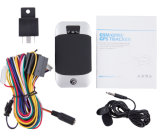 Aucun véhicule des honoraires mensuels GPS suivant le détecteur ultrasonique d'essence de support de Localizador Tk303h
