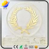Modelagem distintiva da medalha acrílica