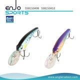 Seleccione la calidad de Hight pescador del palillo del cebo de pesca señuelo (SSB150408)
