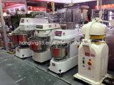 Four rotatoire diesel de crémaillère de plateaux de Hongling 16 de machine de boulangerie