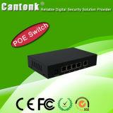 Portnetz-Überwachungpoe-Schalter des metall4 (CKPOE411)