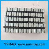 고품질 네오디뮴 자석 N52 작은 구획 자석