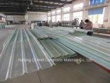 La toiture ondulée de fibre de verre de panneau de FRP/en verre de fibre lambrisse 171010