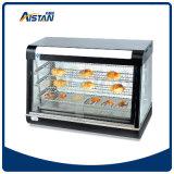 R60-1 빵 케이크 간이 식품 온열 장치 전시 진열장