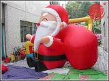 Decorazione gonfiabile H1-203 6m dell'albero di Natale