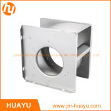 Ventilador centrífuga centrífuga para ventilação e diâmetro do tubo de escape. 6 polegadas