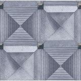 3D grabó interior impermeabiliza los últimos diseños del papel pintado