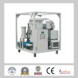 Sistema da filtragem do petróleo da turbina com o Effeciency elevado da remoção da água