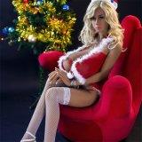 Grosse Brust-Silikon-Geschlechts-Puppe der Brust-Liebes-Puppe-155cm sehr große