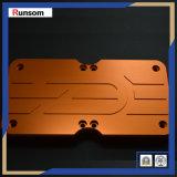Peças Fresadoras CNC Alumínio Anodizado Alumínio