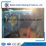 подающая помпа 80m3 /H тепловозная конкретная (HBT80SDA-1816)