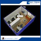 Versandbehälter-Haus, Offshoreanpassungs-Behälter, Büro für Verkauf