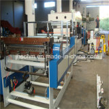 Ring-Block-materielle flache heiße Aushaumaschine