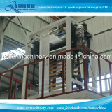Qualidade LDPE HDPE Shopping Bag Blowing Film Machinery