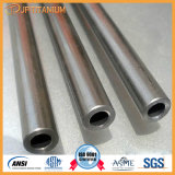 Tubo sem costura industrial Titanium ASTM B338 Gr2, tubo de titânio