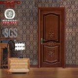 أثر قديم [سليد ووود] 3 لوح داخليّة منزل باب ([غسب2-023])