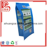 비료 포장을%s 주문을 받아서 만들어진 인쇄된 비닐 봉투