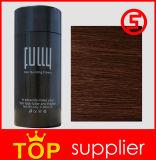 Etiqueta confidencial do aplicador da fibra do cabelo da queratina para o mercado norte-americano