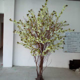 Hot Sale Hotel Wedding Árbol de flores de cerezo artificial al aire libre al aire libre