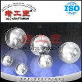 根拠が無い別の直径の堅い金属球の炭化タングステンの球API