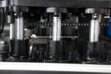 Copo de papel usado que faz a máquina