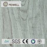 Antideslizante imitación de madera único vinilo adhesivo para pisos