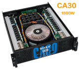 1500W Profesional amplificador audio (CA30)