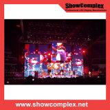 Farbenreiches LED-Bildschirmanzeige-Innenzeichen für Einkaufszentrum (512mm*512mm P4)