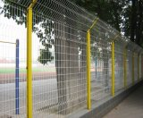 Plastic Airport Security Fence Top com Razor Wire Coil
