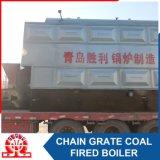 水平のチェーン火格子の石炭中型圧力ボイラー