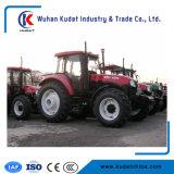 Nuevo 4 alimentador de granja agrícola rodado del cilindro del mecanismo impulsor 120HP 6