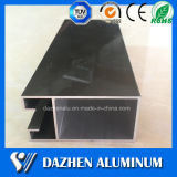 Perfiles de aluminio de la construcción para Windows de aluminio y las puertas