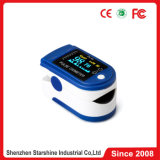 OLED Blood Oxygen Display Fingerspitze Pulse Oximeter mit Bluetooth