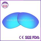Les lunettes de soleil ont polarisé des lentilles de cinq 2.0 bâtis 100% en bonne santé