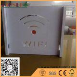 Fabricante profissional de China da placa da espuma do PVC, usado anunciando